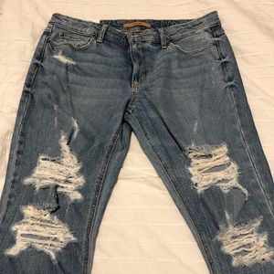 Joe's The Icon Ankle mid rise skinny ankle Size 32